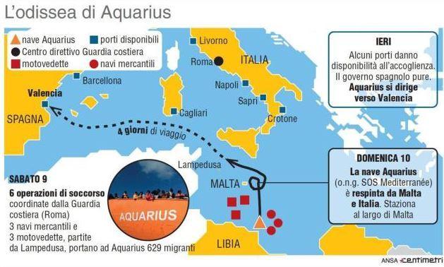 Migranti, è scontro tra Italia e Francia