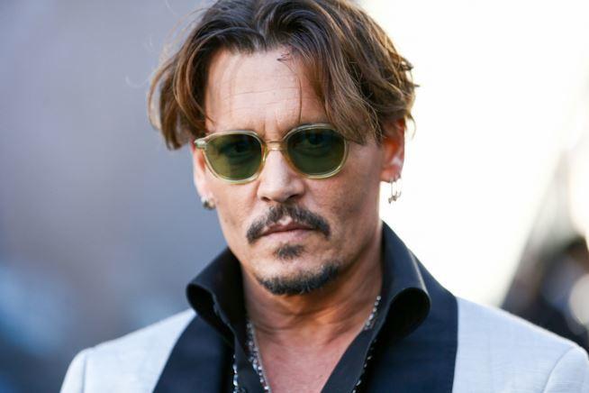 Johnny Depp dopo il divorzio da Amber: