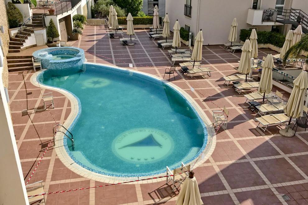 Sara morta risucchiata in piscina turista usa non si d pace cos ho provato a salvarla - Prurito dopo bagno in piscina ...