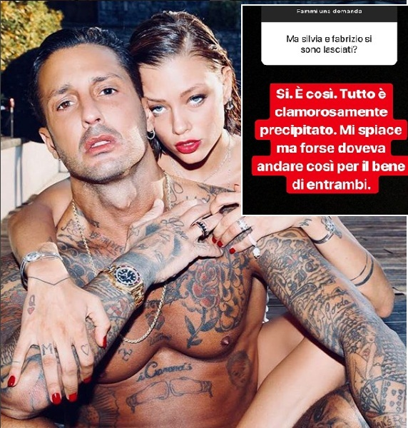 Gabriele Parpiglia shock:
