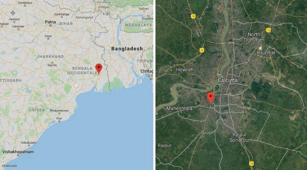 Crolla un ponte in India, almeno 5 morti