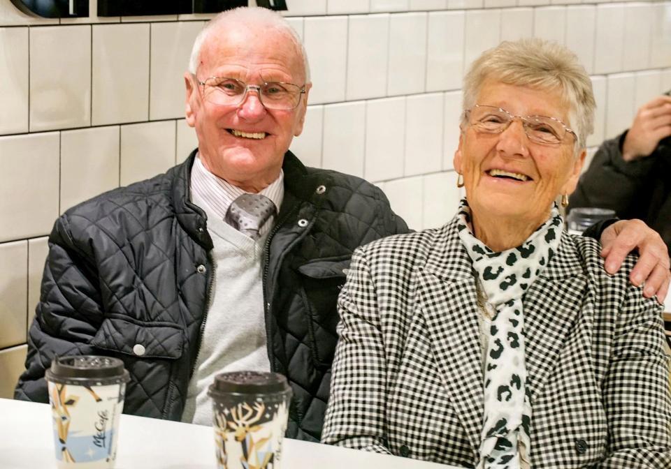 Pranzo Per Marito : Da 23 anni mangiano tutti i giorni al mcdonalds: «siamo magri e in