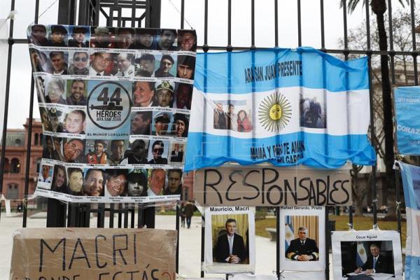 Argentina, il sottomarino è stato ritrovato