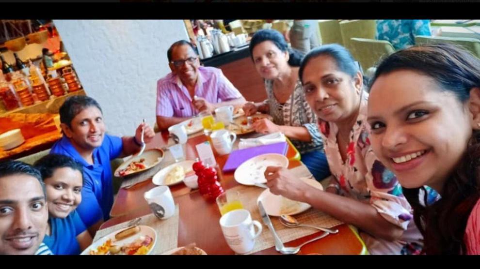 Sri Lanka, l'ultimo selfie della chef prima dell'esplosione