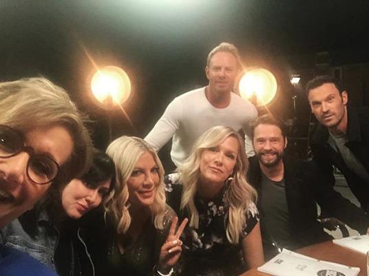 Beverly Hills 90210, di nuovo sul set - Ticinonline